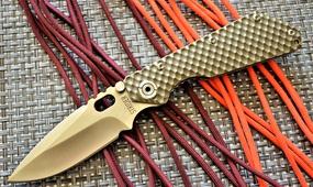 Нож Strider SnG Gunner Grip