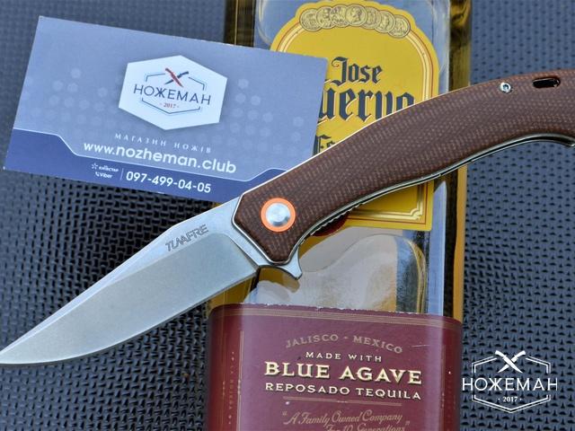 Нож TunaFire GT958