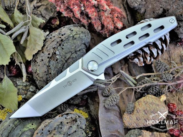 Нож Two Sun TS54