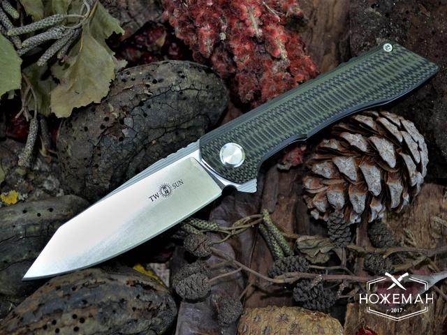 Нож Two Sun TS76