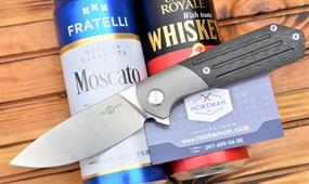 Нож TwoSun Monarch TS223