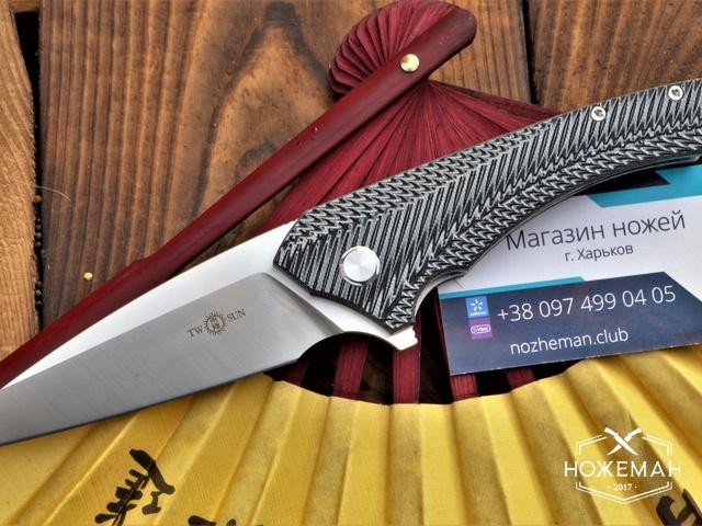 Нож TwoSun Orca
