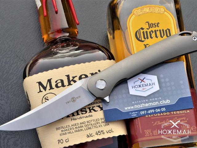 Нож TwoSun TS159 S90V