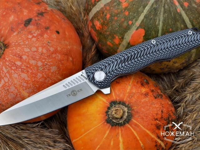 Нож TwoSun TS16 G10