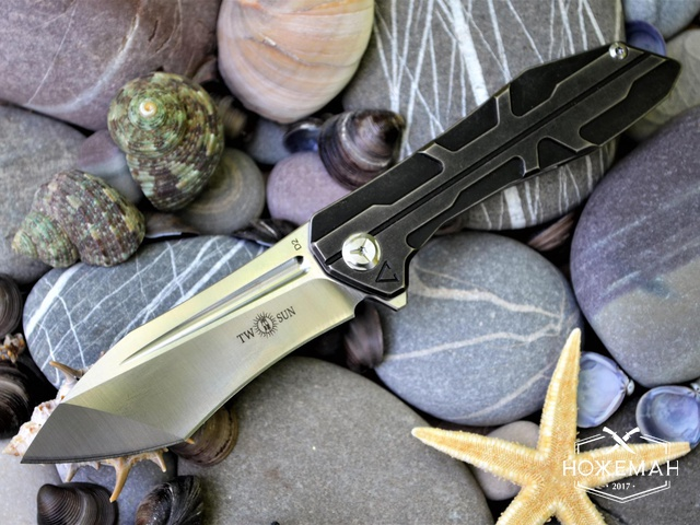 Нож TwoSun Ripper TS17
