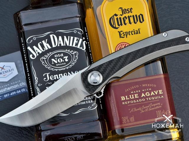 Нож TwoSun TS191 Gulper