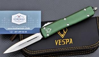 Нож Vespa Ultratech D/E OTF Automatic Knife OD Green CC