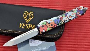 Нож Vespa Ultratech Voodoo People