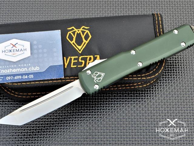Нож Vespa Ultratech T/E OTF Automatic Knife