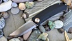 Складной нож для бушкрафта Stedemon Vouking Knives G02