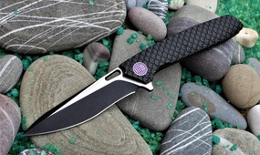 Нож We Knife 604
