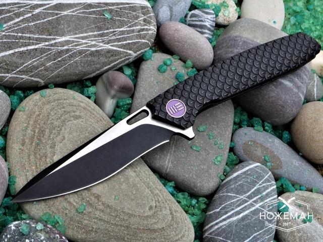 Нож We Knife 604