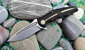 Нож We Knife 608