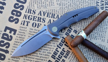 Нож We Knife 608O