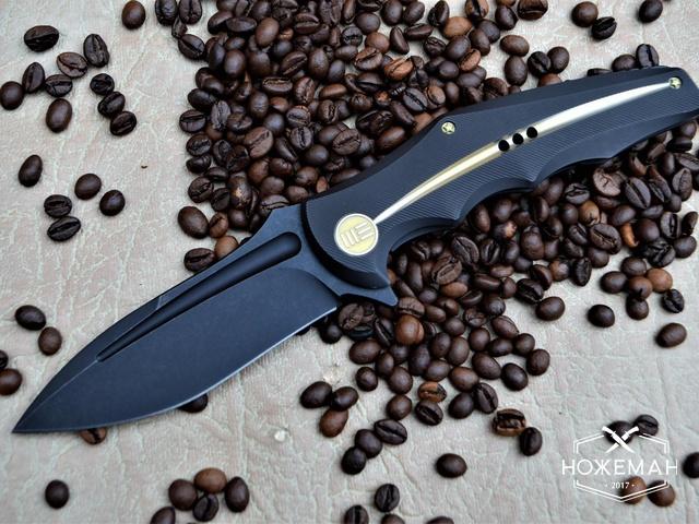 Нож We Knife 608R