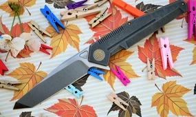 Нож We Knife 610H