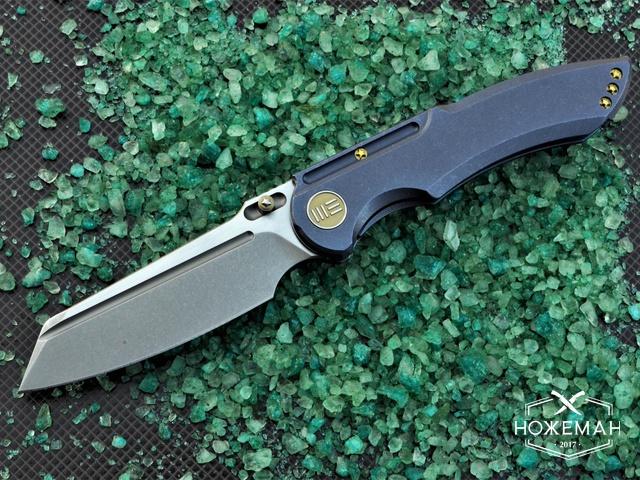 Нож We Knife 620