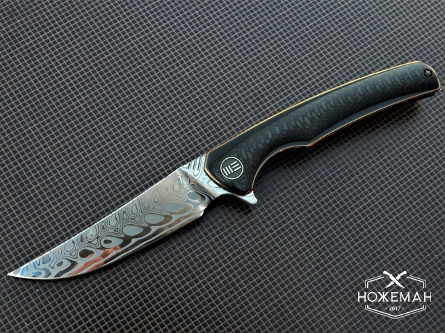 Нож We Knife 704DS limited edition