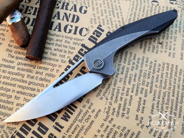 Нож We Knife Zeta limited edition