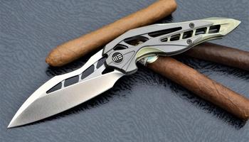 Нож We Knife Arrakis