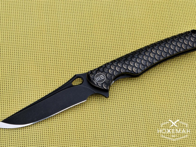 Нож We Knife Drakon integral