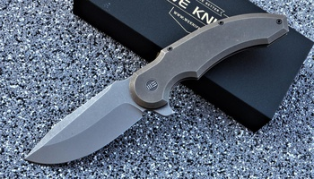 Нож We Knife FEROX limited edition дизайнер Gudy van Poppel