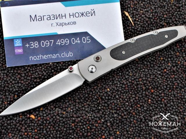 Нож William Henry B10 Lancet