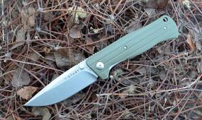 Нож Y-START HZ04 green