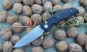 Нож Y-START Jin02 black