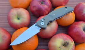 Нож Y-START JIN02 khaki