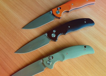 Нож Y-START Jin02 видео обзор