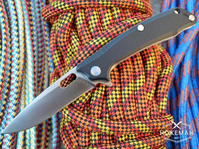 Нож Y-START T03F black