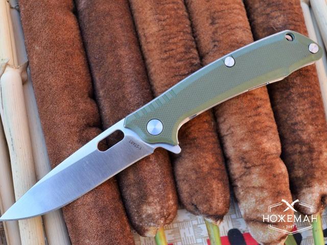 Нож Y-START T03F khaki
