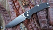 Нож Y-START T95 black