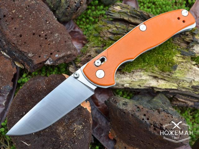 Нож Y-START T95 orange