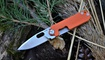 Нож YSTART LK5009 orange
