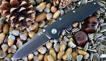 Нож Zero Tolerance 0392 Gunner Grip