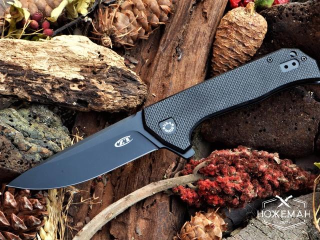 Нож Zero Tolerance 0804CF Rexford
