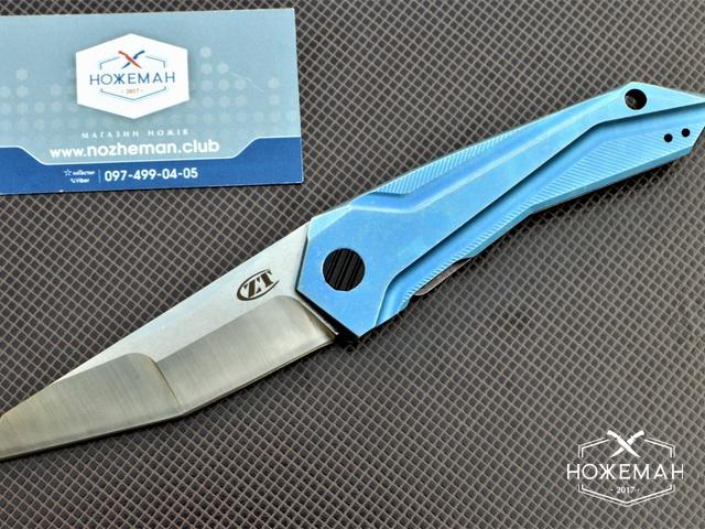 Нож Zero Tolerance GTC 0055 Flipper