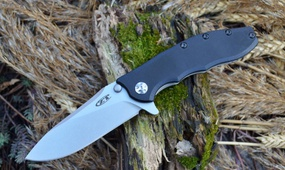 Нож Zero Tolerance Hinderer Slicer 0562 black