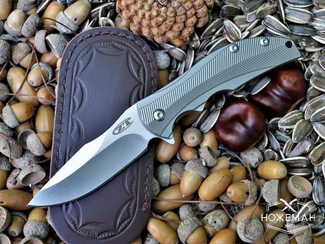 Нож Zero Tolerance RJ Martin 0606