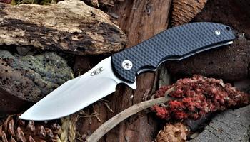 Нож Zero Tolerance RJ Martin 0606 Gunner Grip