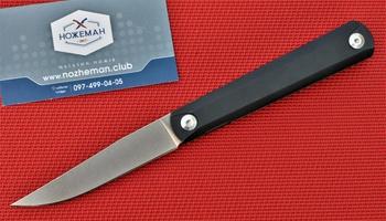 Нож Zieba Knives G2 S.U.T.G. Steel