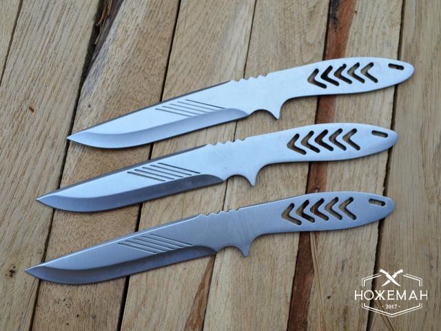 Ножи метательные Flying Raiders