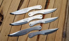 Ножи метательные Jack Ripper 6 штук