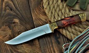 Охотничий нож Акула