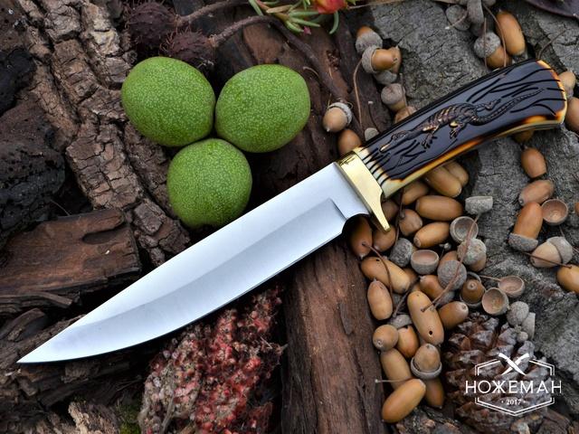 Охотничий нож Аллигатор