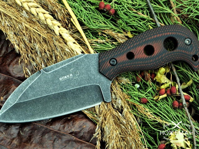 Охотничий нож Boker
