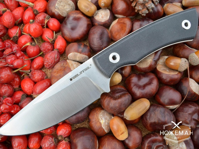 Охотничий нож Real Steel Forager 3750