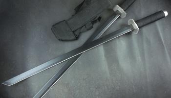 Парные мечи ниндзя